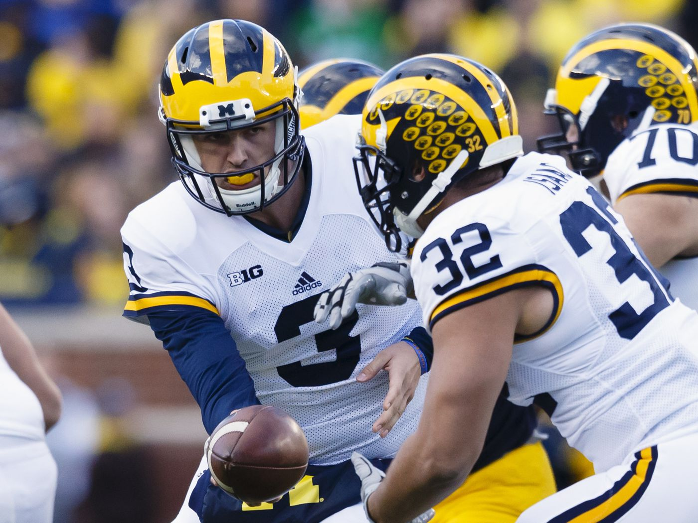 Michigan Football Has The Second Easiest Schedule In The Country Per Espn Maize N Brew