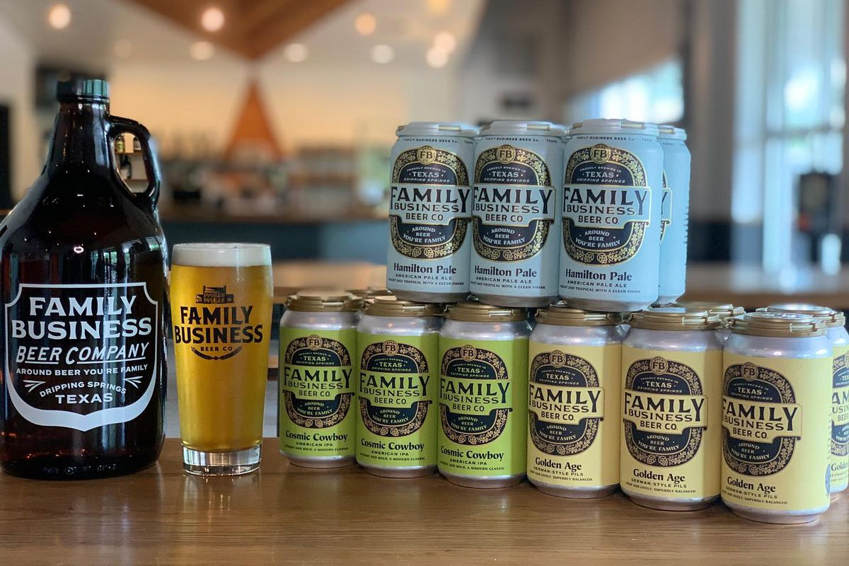 Beers from Family Business