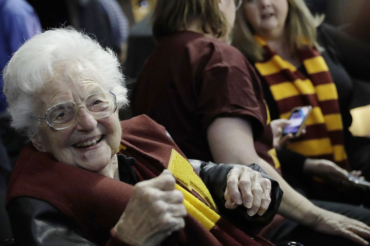 Former Miami Heat superstar and Chicago area native Dwyane Wade apparently is also a big fan of Sister Jean.