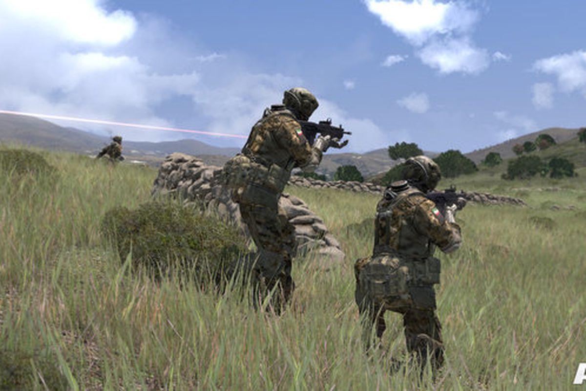 arma3 e3 exclusive screenshot 32 20787.nphd.0 Arma 3 Contact Bilim Kurgu Savaş Oyununu İndir