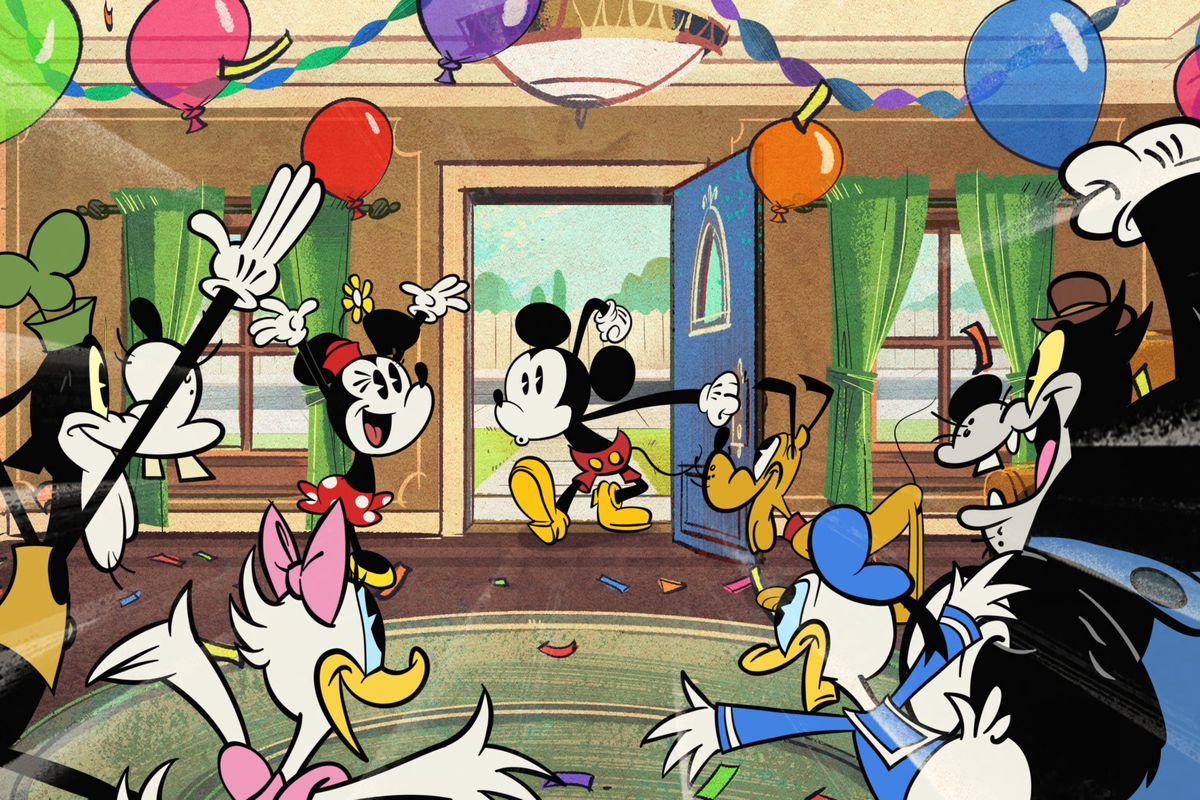 "Disney Channel's """"Mickey Mouse "" - Season Five"