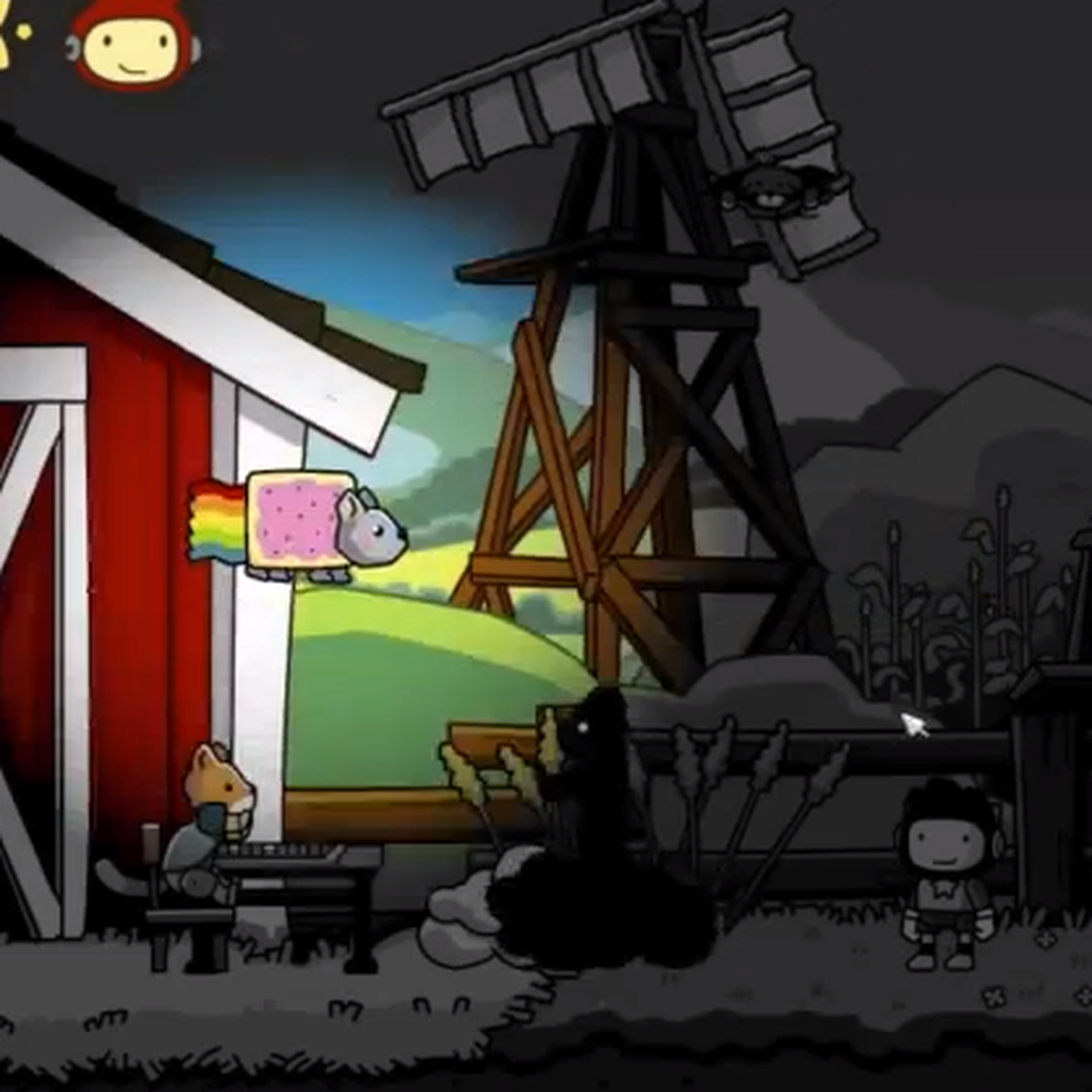 Nyan Cat And Keyboard Cat Creators Sue Scribblenauts Studio For
