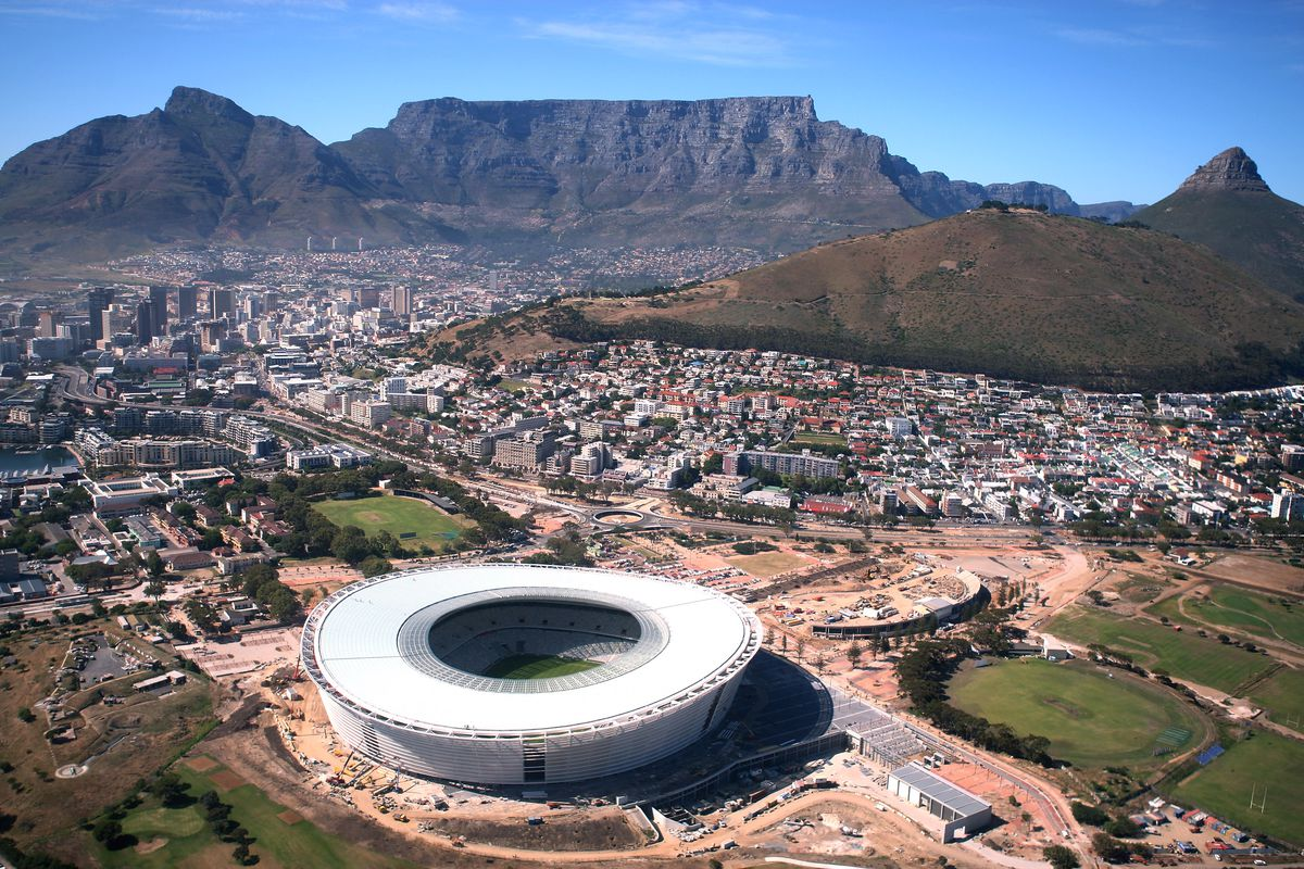 Cape Town Prepares for FIFA World Cup Final Draw