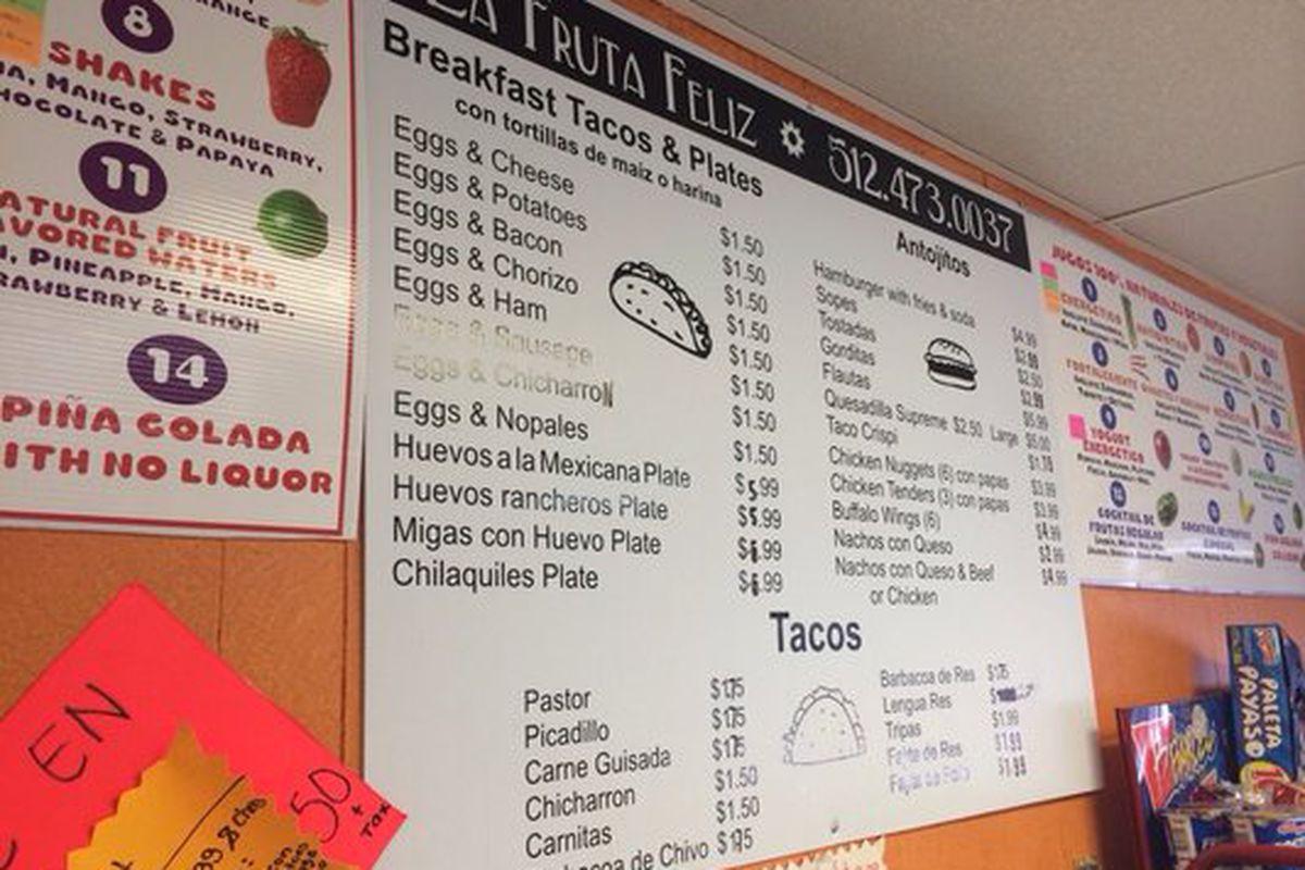 Bon Appetit Picks Their Top 10 Austin Tacos After An Epic