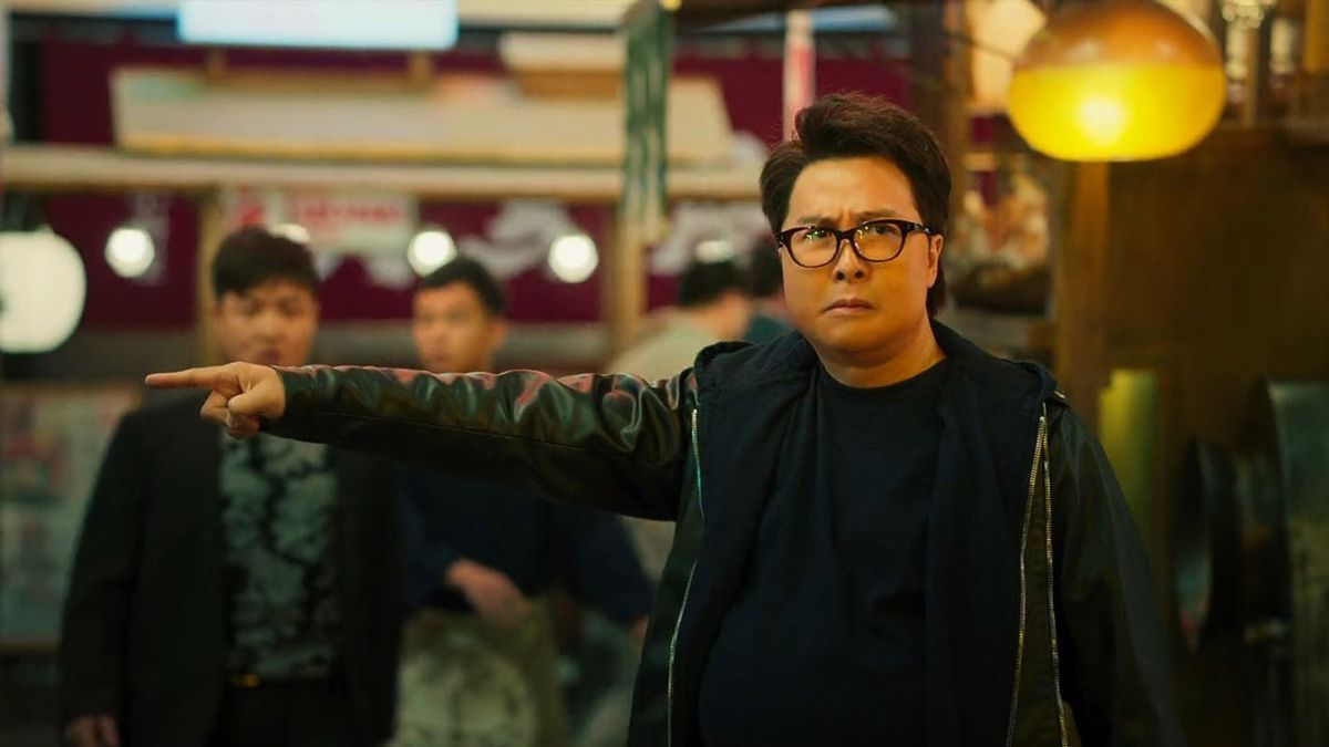 donnie yen in enter the fat dragon