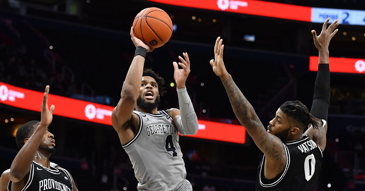 Some Nights, the Demons Win: Hoyas lose at DePaul, 74-68