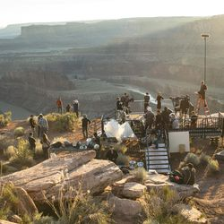 """HBO's """"Westworld"""" production set in Utah. """"Westworld"""" will film scenes from its second season in Utah this year."""