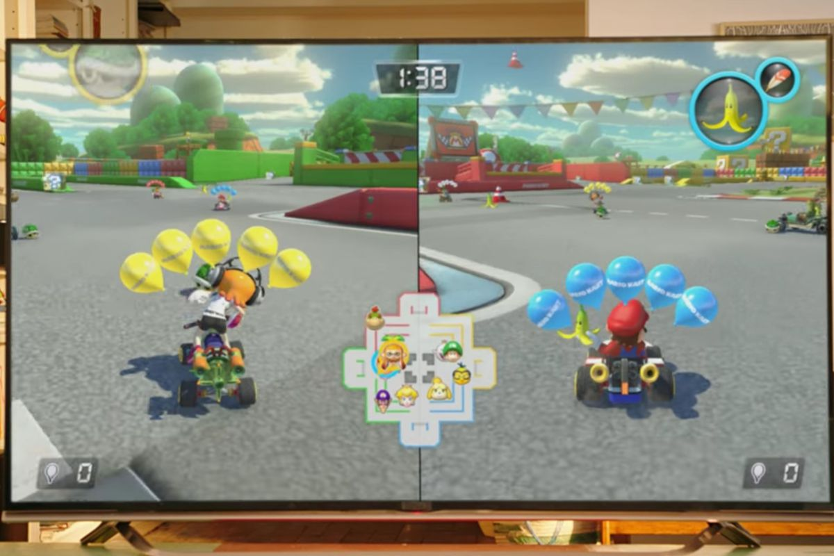 Nintendo Plans To Bring Mario Kart Game To Smartphones