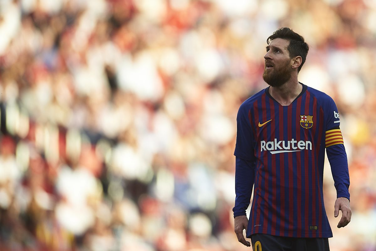 How will Barcelona line up against Real Madrid in the Copa del Rey?