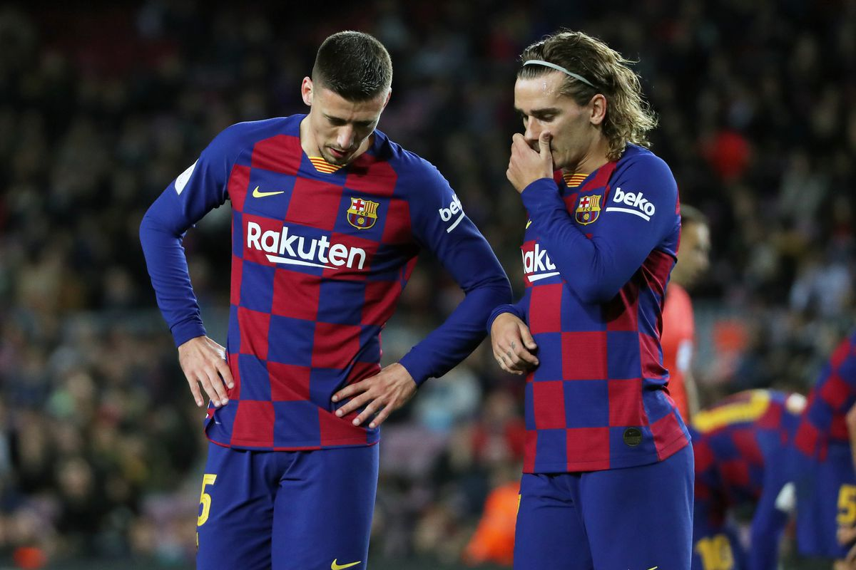 FC Barcelona v Leganes - Spanish King Cup