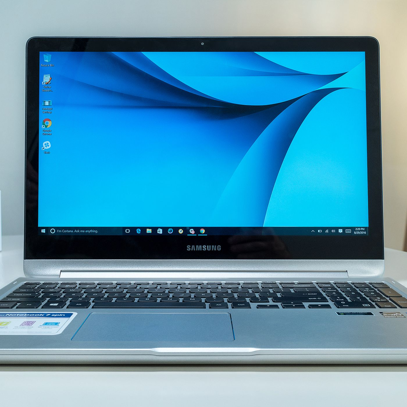 Samsung Notebook 7 Spin review: Pay for the power, not for