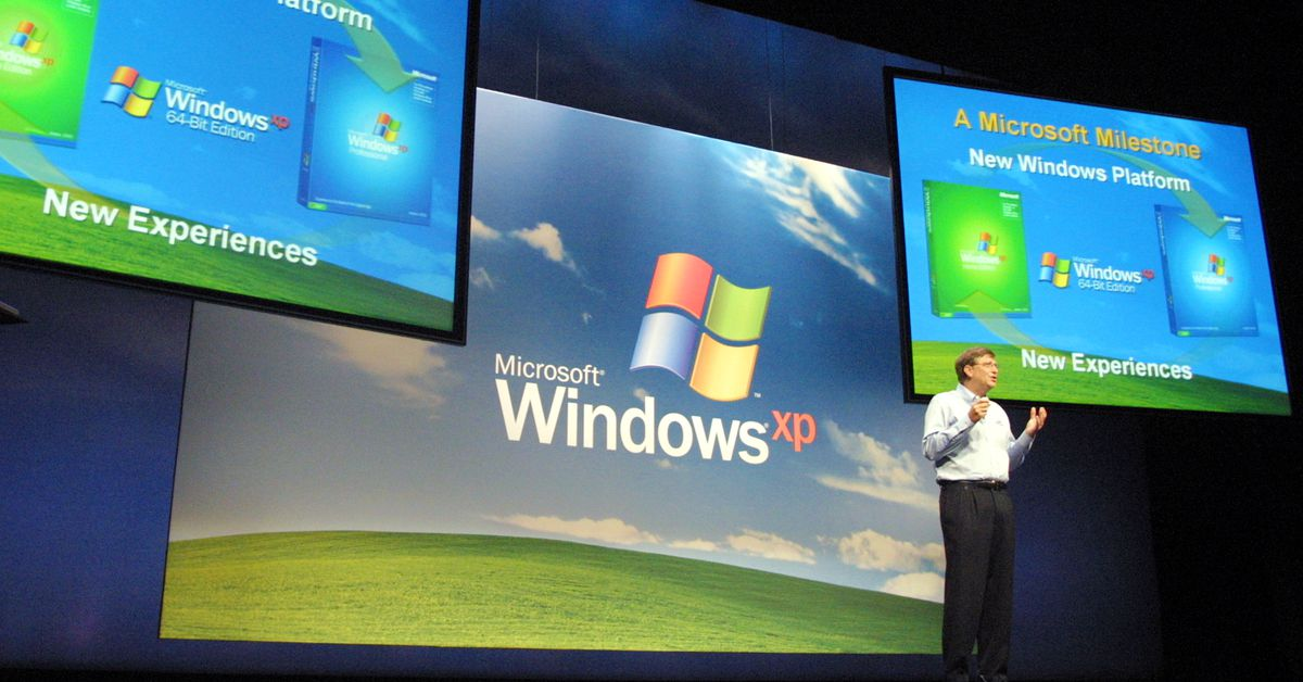 Windows XP source code leaks online thumbnail