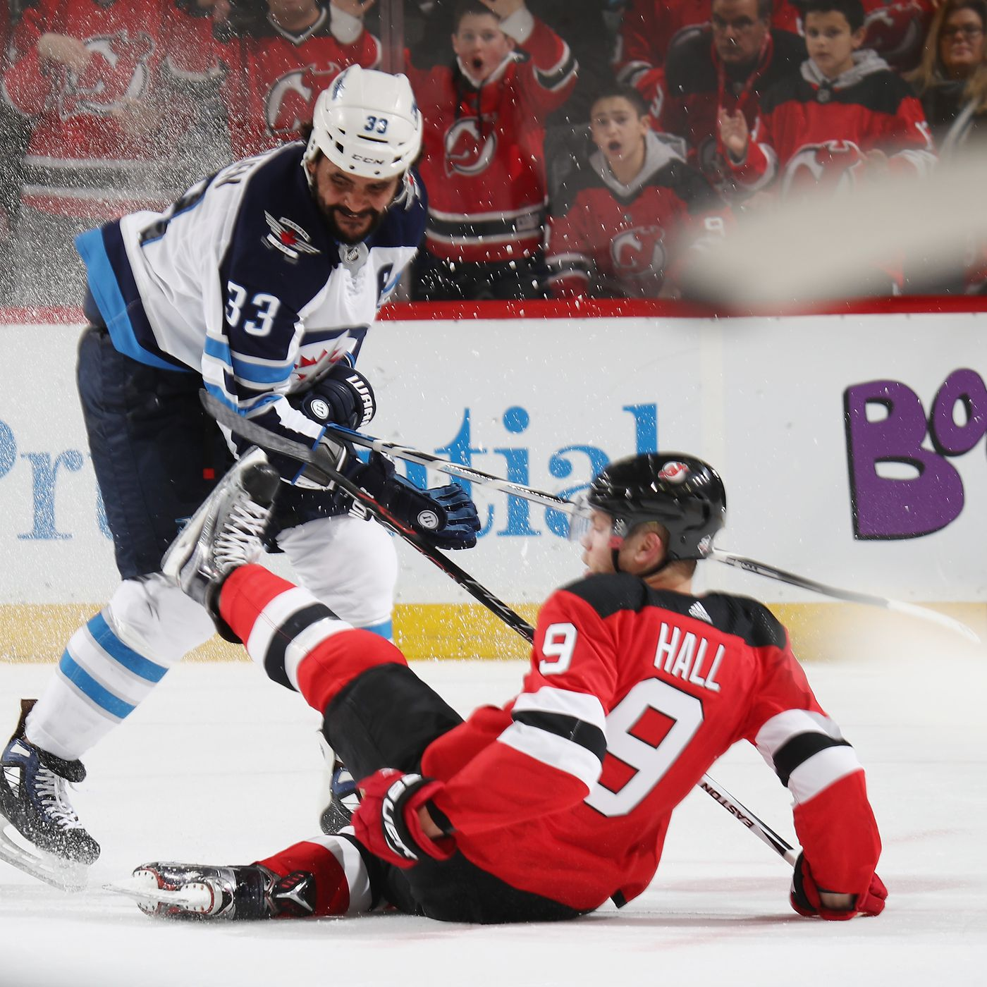 523e58697 New Jersey Devils Limp into Road Trip with 2-3 Defeat to Winnipeg Jets