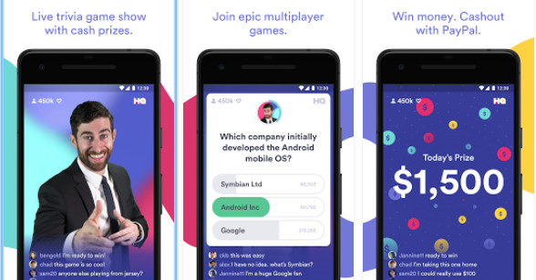 HQ Trivia is now available in beta from the Play Store