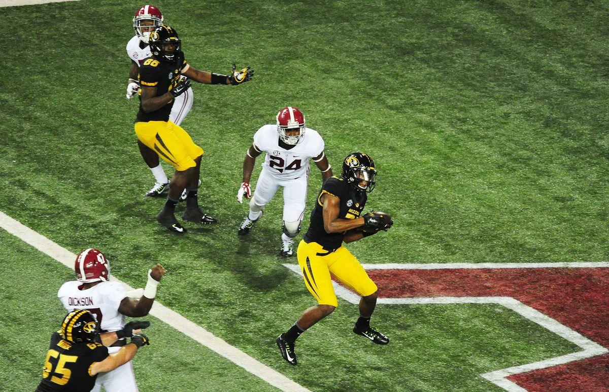SEC Championship - Alabama v Missouri
