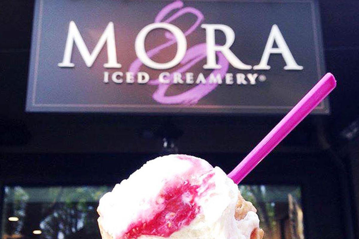 Mora Ice Creamery