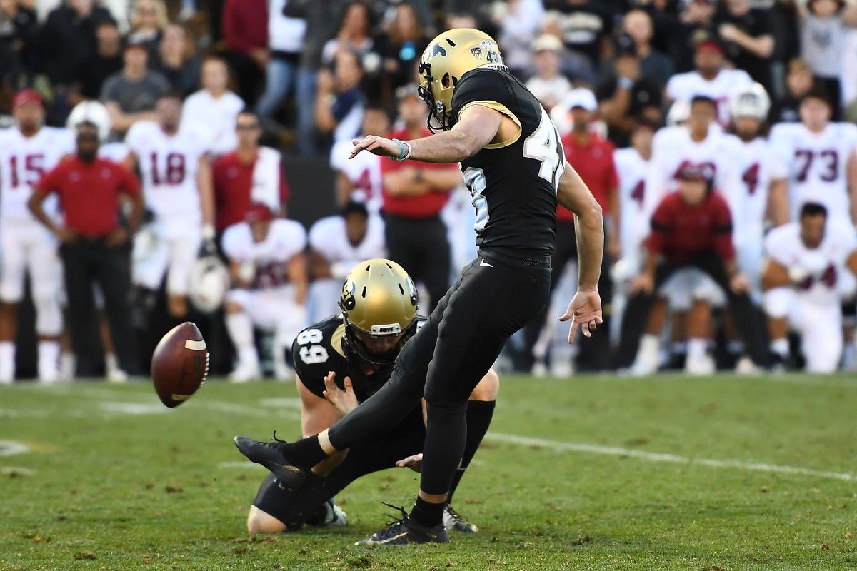 NCAA Football: Stanford at Colorado