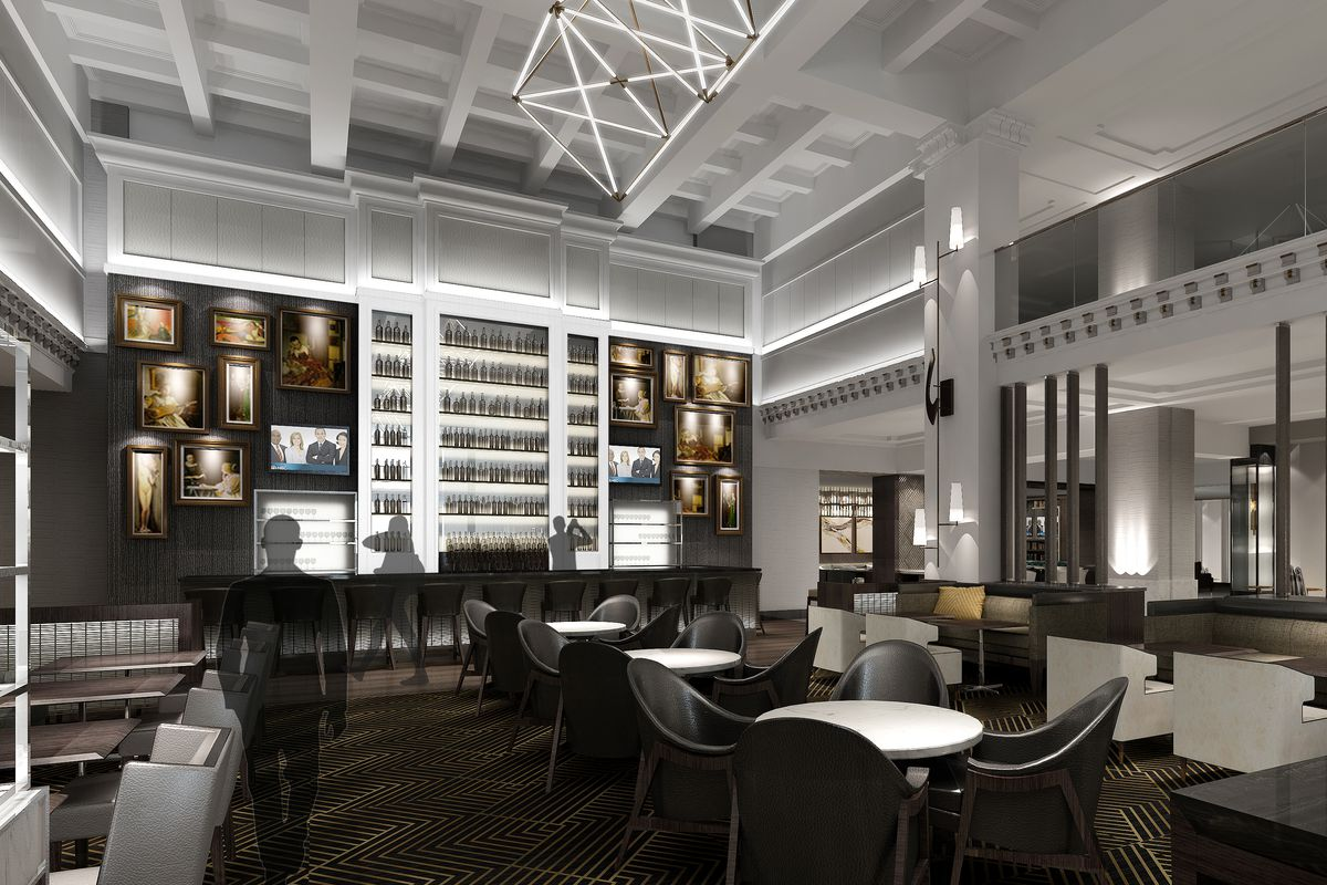 Off The Common Moving Into Renovated Park Plaza Hotel Eater Boston