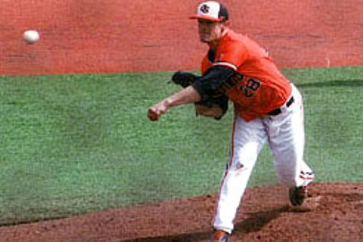 Ben Wetzler has been pitching well for Oregon St. this season, and the Beavers <strike>will need</strike> could have used another strong outing from their #1 starter in order to overcome Arizona St. <em>(RVM Photo)</em>