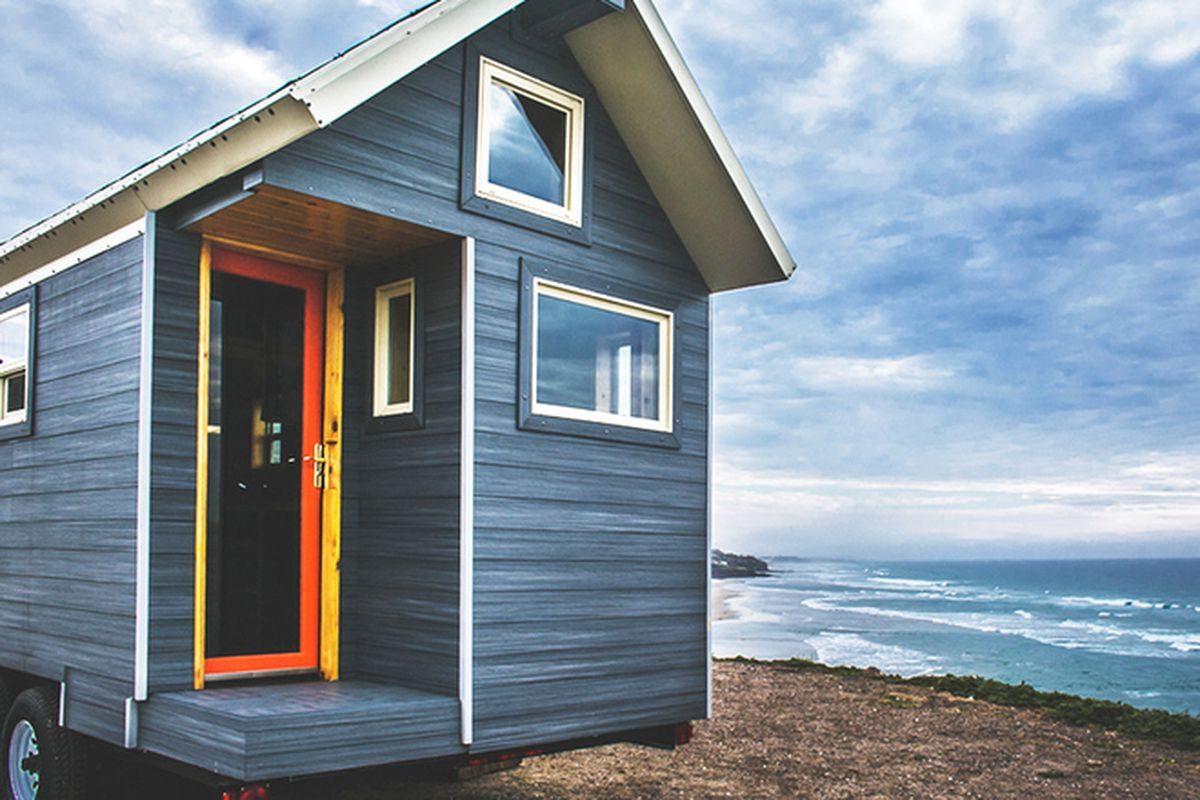 """All photos courtesy of <a href=""""http://www.monarchtinyhomes.com/"""">Monarch Tiny Homes</a> via <a href=""""http://inhabitat.com/these-super-customizable-monarch-tiny-homes-cost-just-22000/"""">Inhabitat</a>."""