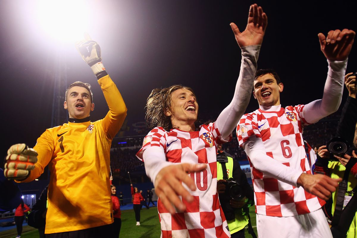 Croatia have a surprising number of big name stars. Who will be the best among them?