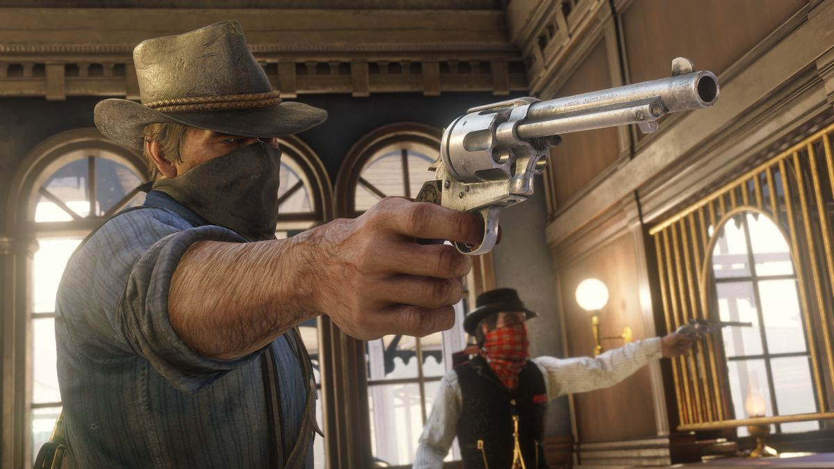 red dead redemption 2 online release date xbox one