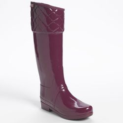 Hunter 'Rigley' Rain Boot, marked down to $119.90 from $195.00