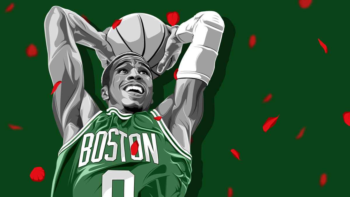 Jayson Tatum Is The Real Mean Green Machine The Ringer
