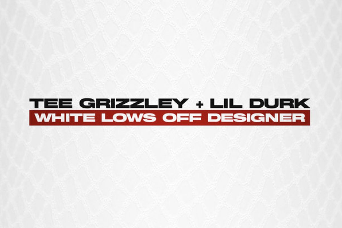 """White Lows Off Designer"" cover art"