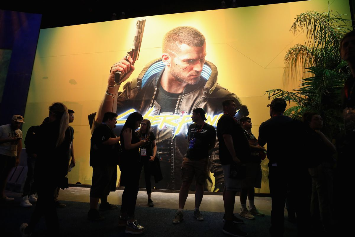 Annual E3 Event In Los Angeles Showcases Video Game Industry's Latest Products