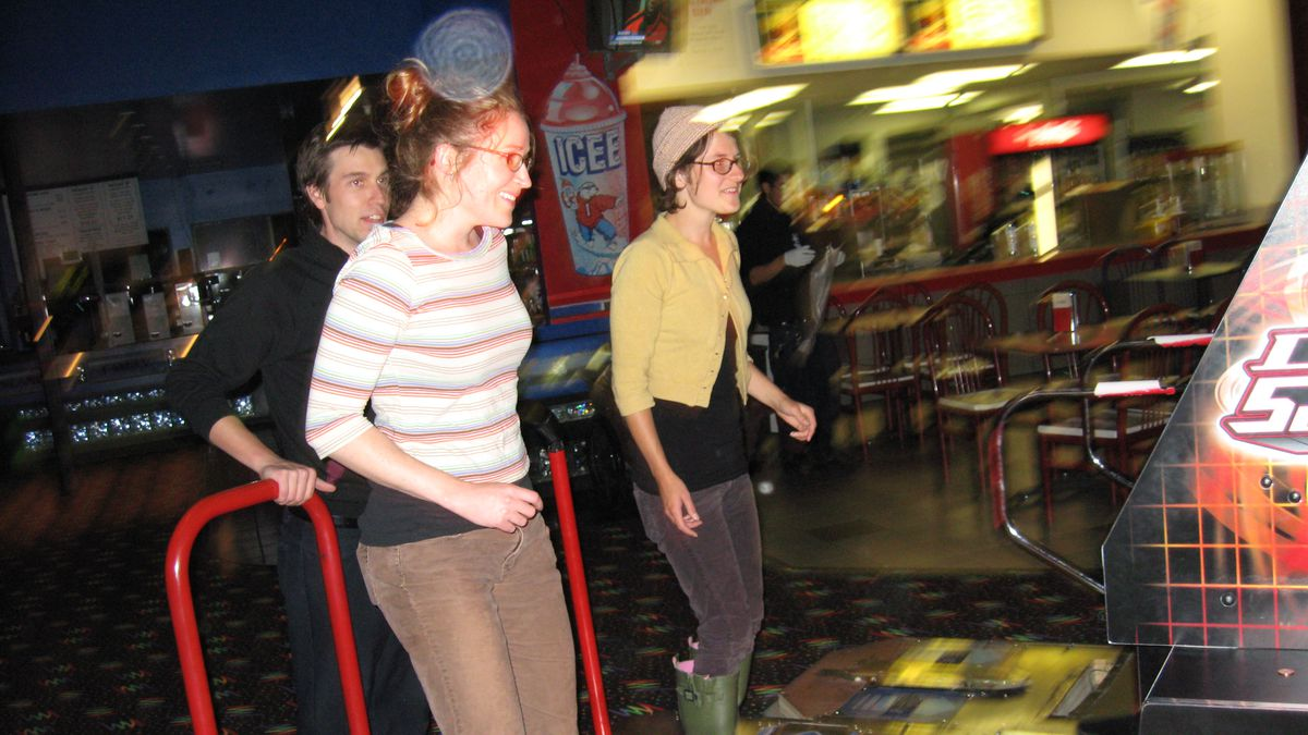 Dance Dance Revolution made watching games fun before Twitch