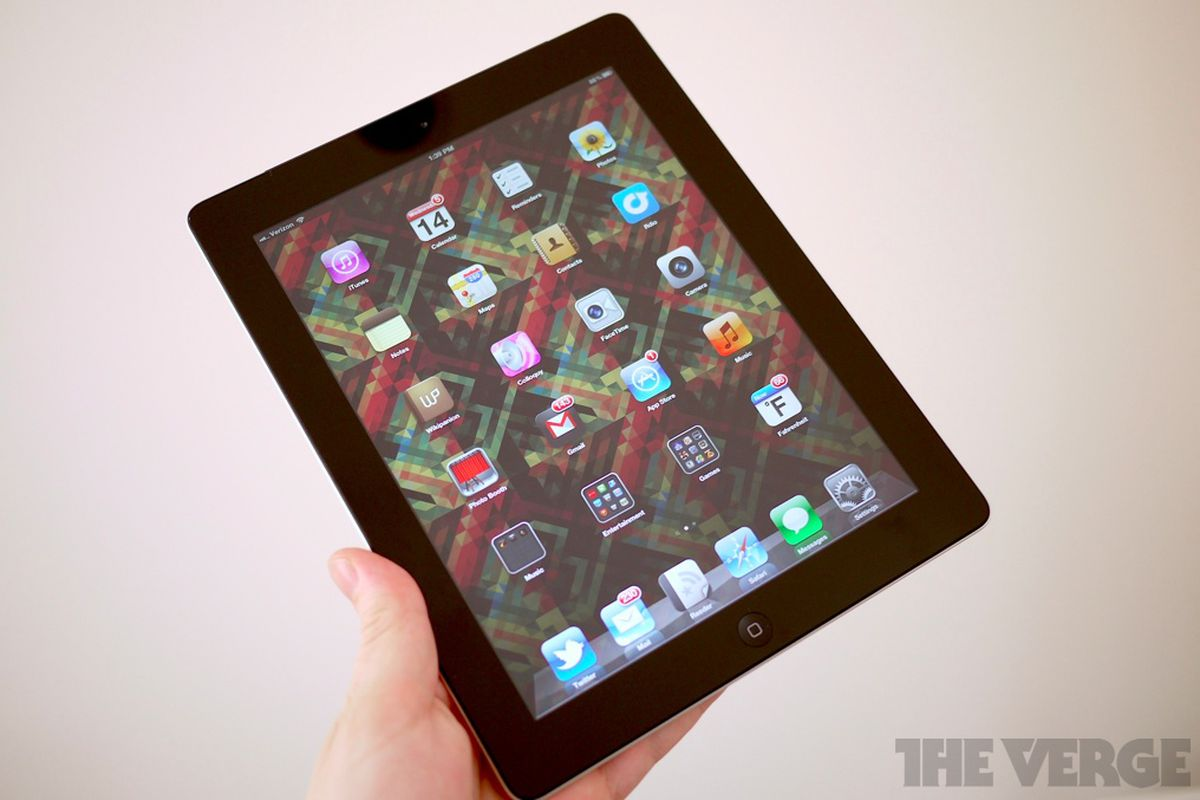 Gallery Photo: iPad hardware hands-on