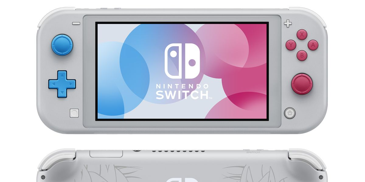 Pokémon Nintendo Switch Lite hardware coming in November