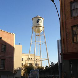Paramount's infamous water tower.