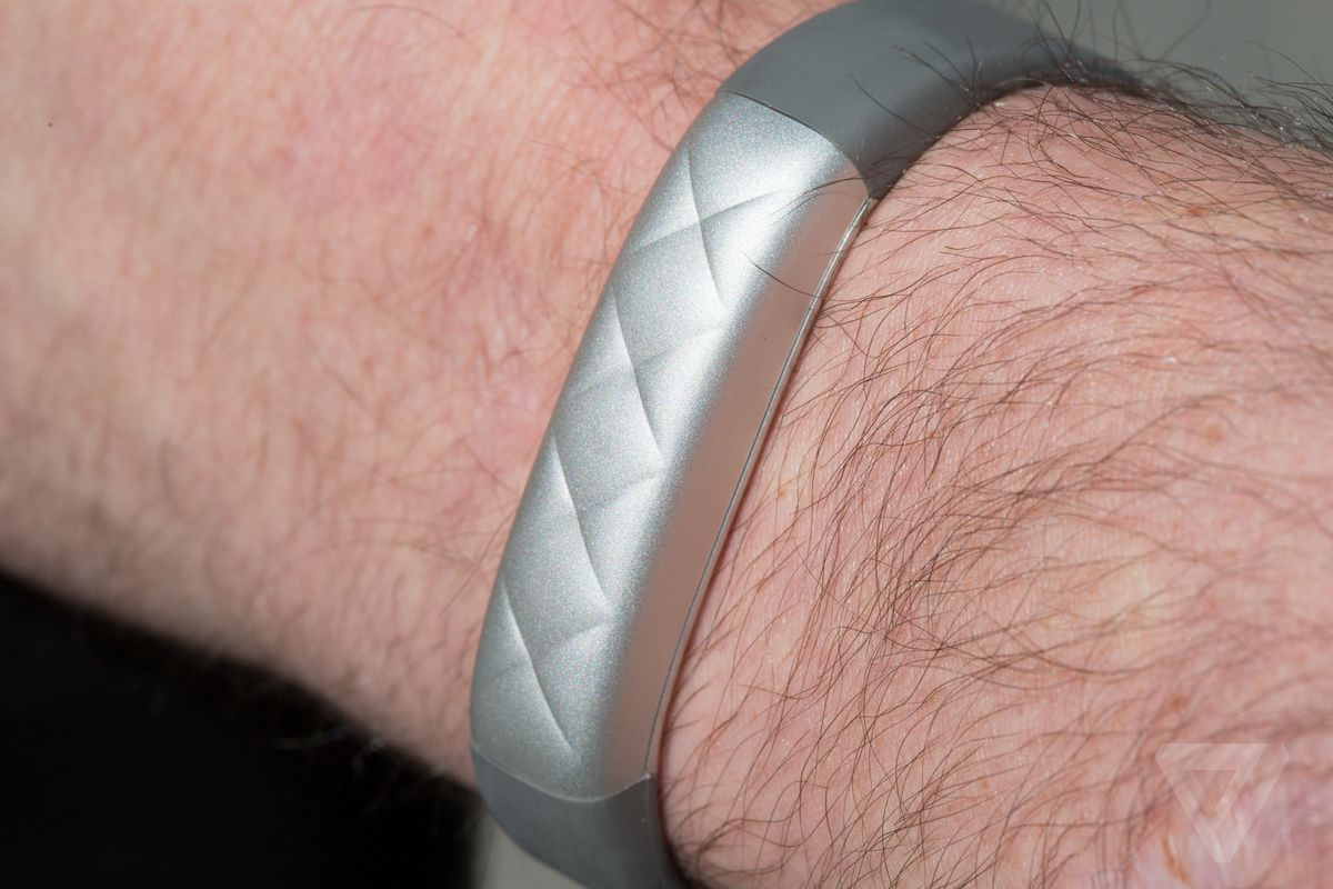 Jawbone Up3 review stock