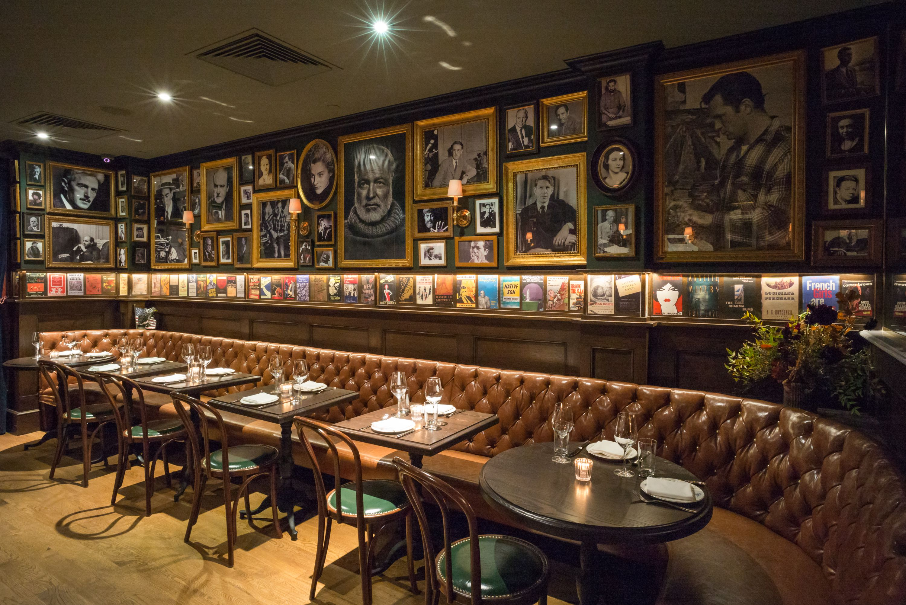 A Look Inside The Resurrected Chumley S Now Open In The