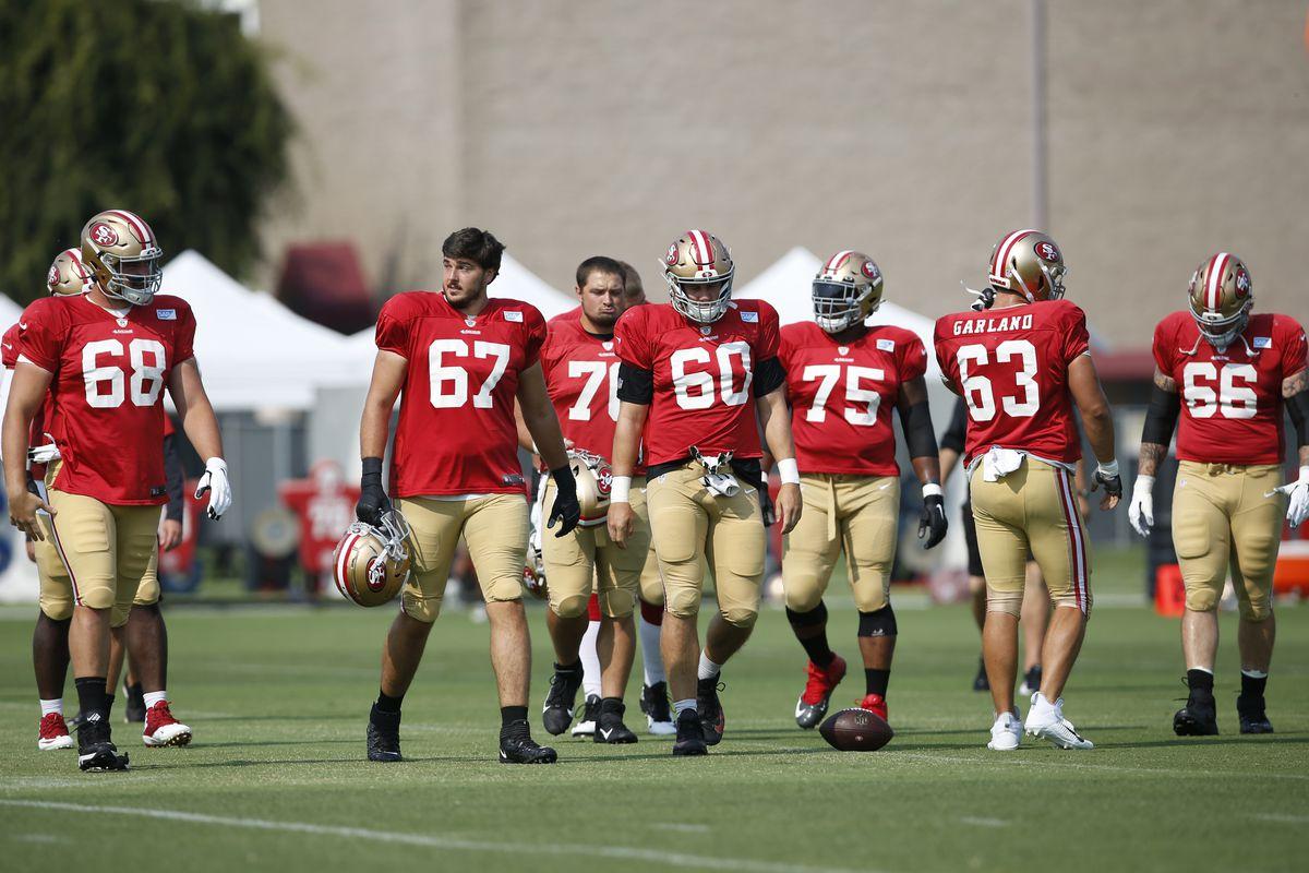 San Francisco 49ers Training Camp