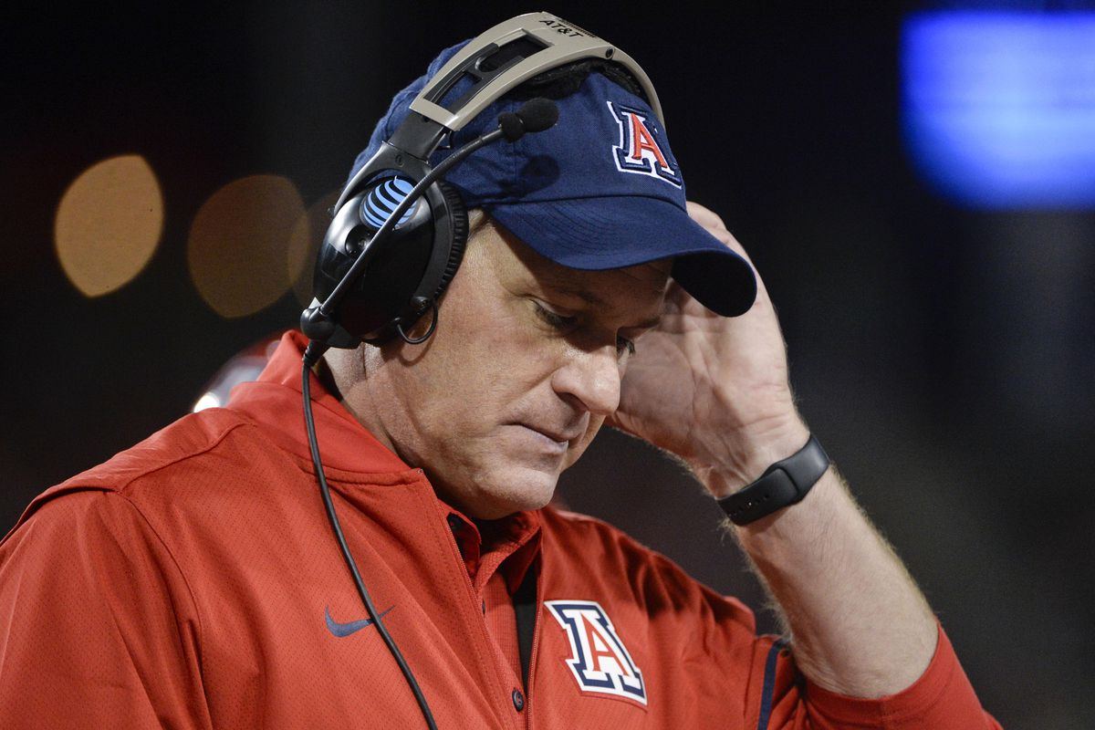 Read the full allegations against Rich Rodriguez - Arizona ...