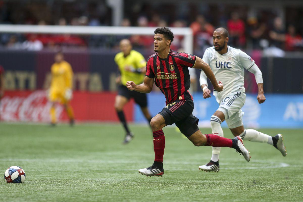 MLS: New England Revolution at Atlanta United FC