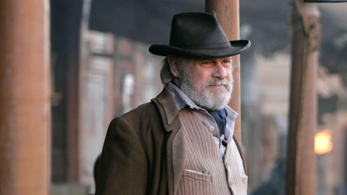 George Hearst in Deadwood
