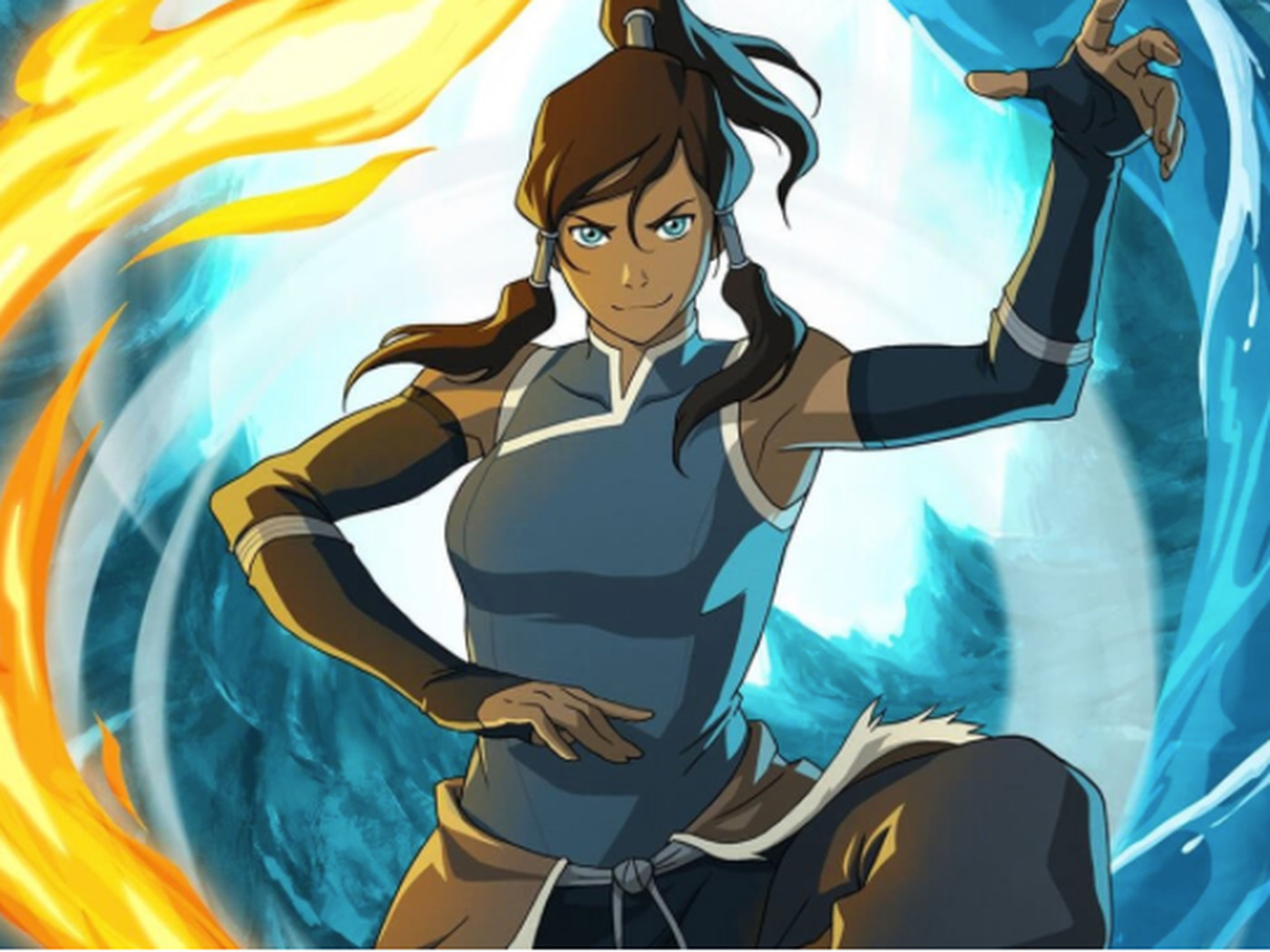 Avatar Sequel The Legend Of Korra Will Be Available To Stream On Netflix In August The Verge
