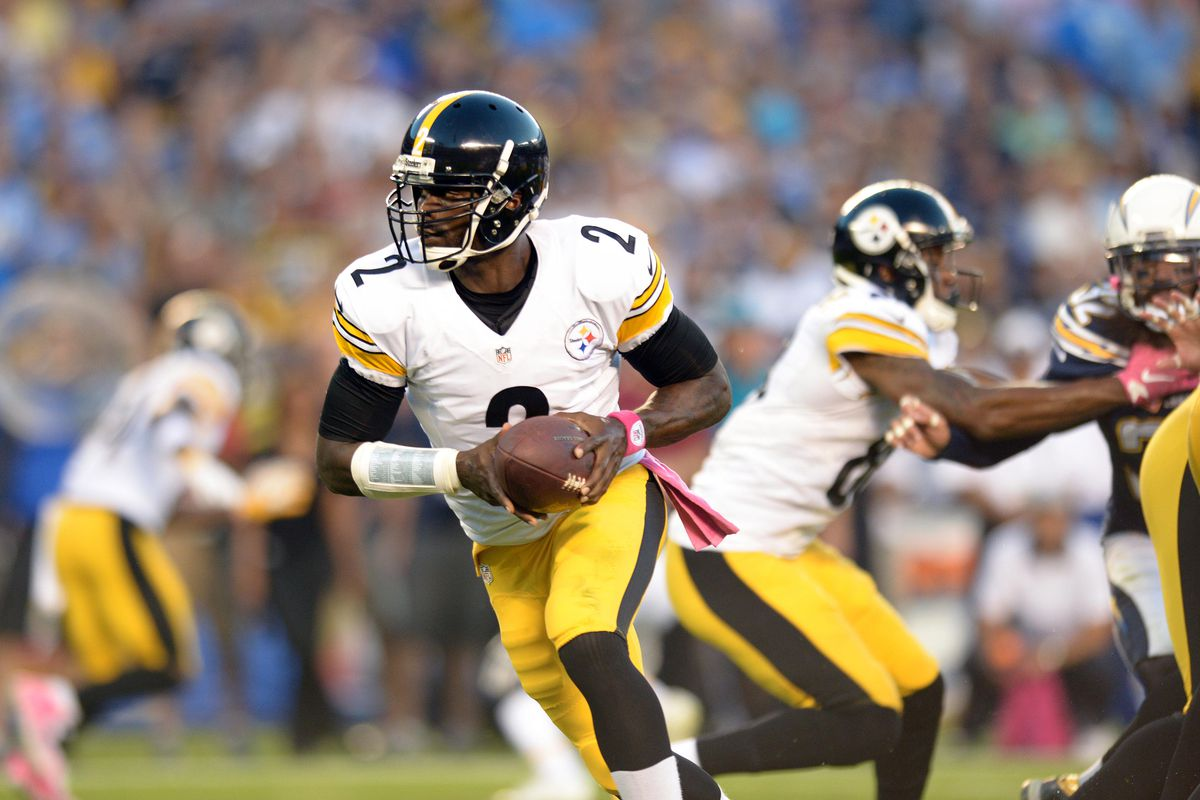 b63d11bc5 Pittsburgh Steelers have Mike Vick inactive vs. the Denver Broncos ...