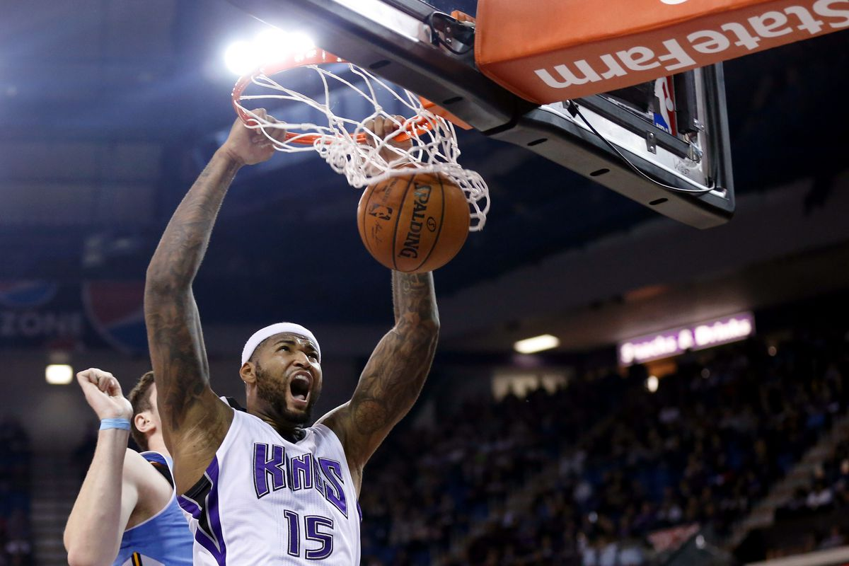 a4f315a7 DeMarcus Cousins: The Unfounded Fear of the Boogie Man - A Sea Of Blue