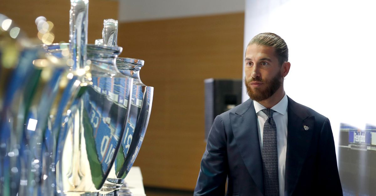 """Sergio Ramos explains why he is leaving: """"The club told me the offer had expired"""""""
