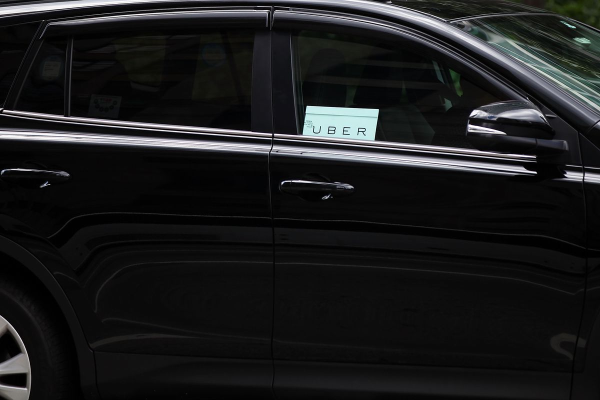 Uber Is Testing A Commuter Service Between San Francisco And Silicon