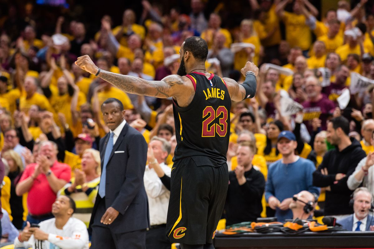01315ace LeBron James' Lakers announcement is awesome, and contrasts with past  'Decisions'