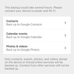How to move your data to a new Android phone or iPhone - The