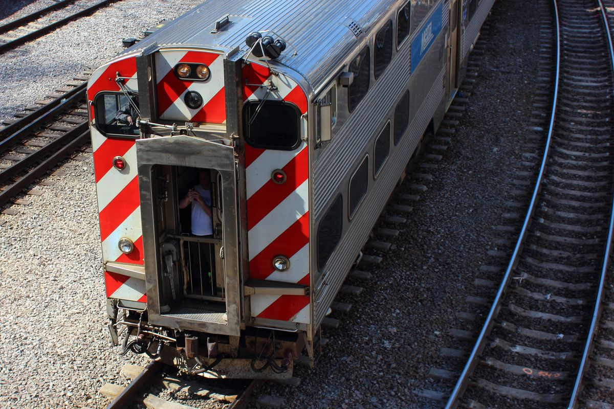 With A Lack Of State Funding The Future Viability Chicago S Commuter Rail System Is Coming Under Threat