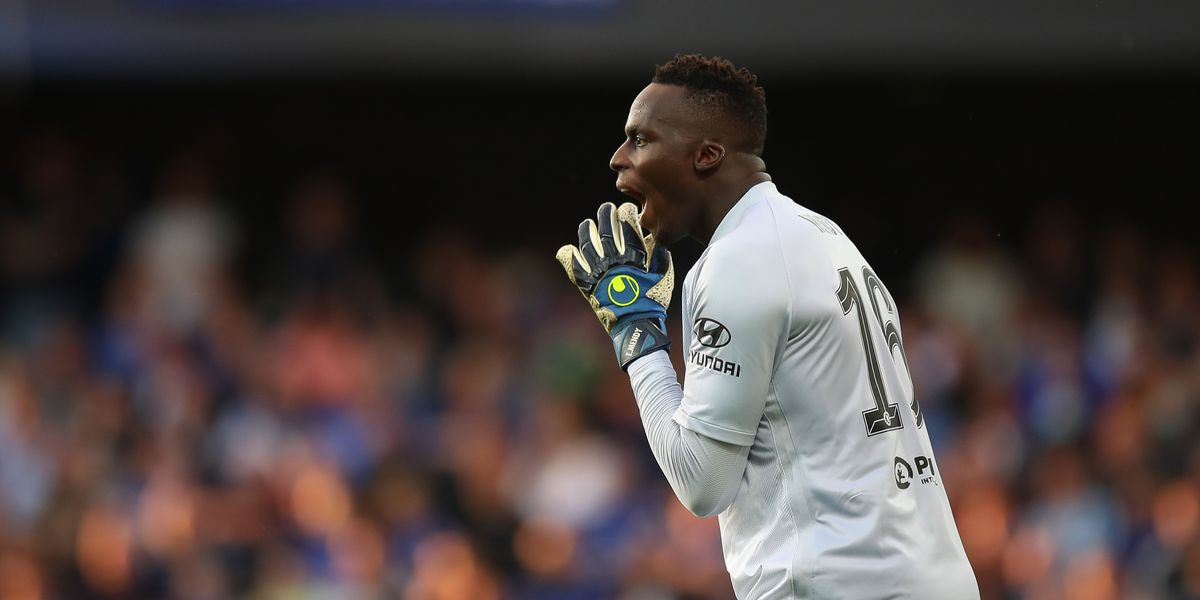 Watch: Mendy timely intervention keeps Chelsea in the lead against Villarreal