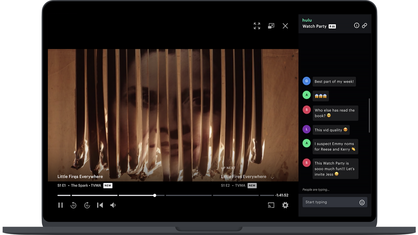 7 Best Ways To Watch Movies Together Online Netflix Party Hulu Watch And More Polygon